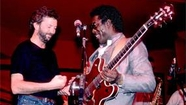 Buddy Guy and Eric Clapton - An Unreleased Jam Recorded Live At Ronnie Scotts, London, October 6th, 1987 - Two Of The Greatest Guitar Slingers of All Time Duke It Out In England!!