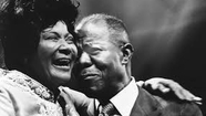 "Mahalia Jackson With Louis Armstrong -  Newport Jazz Festival, July 10, 1970- The Queen of Gospel and the King of Jazz Shared the Stage of This Storied Festival and Performed ""Just A Closer Walk With Thee"". -  35 Minutes"