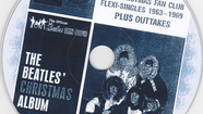 Beatles - The Beatles Christmas Album - Classic Remasters Pressing - The Complete Beatles Fan Club Flexi Discs Released From 1963- 1969