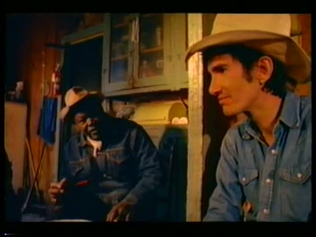 Townes Van Zandt and Guy Clark