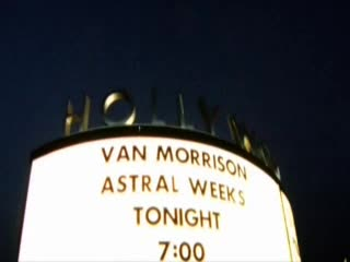 "Van Morrison- ""Astral Weeks"" Live At The Hollywood Bowl- Brilliant Performances Of ""Astral Weeks"", ""Beside You"", ""Slim Slo Slider"", and ""Sweet Thing"""