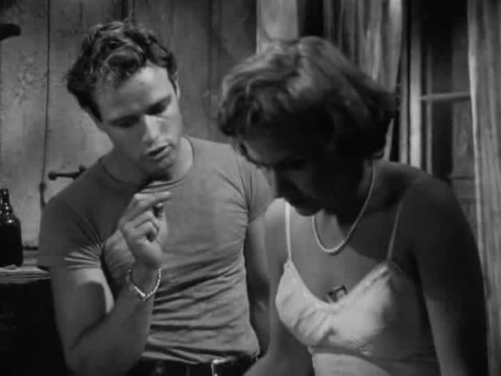 "Marlon Brando- An Actor Named Brando- A Short Film About ""A Streetcar Named Desire' Featuring Outtakes and Reflections With Elia Kazan, Kim Hunter and Karl Malden!"