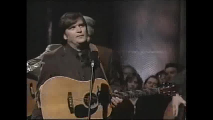 Steve Earle With The Delano Floyd McCoury Band- 'Hometown Blues' Plus Great Storytelling As Televised On CMT's 'Unplugged At Studio 330' In 2001- It Gets No Better Then This!