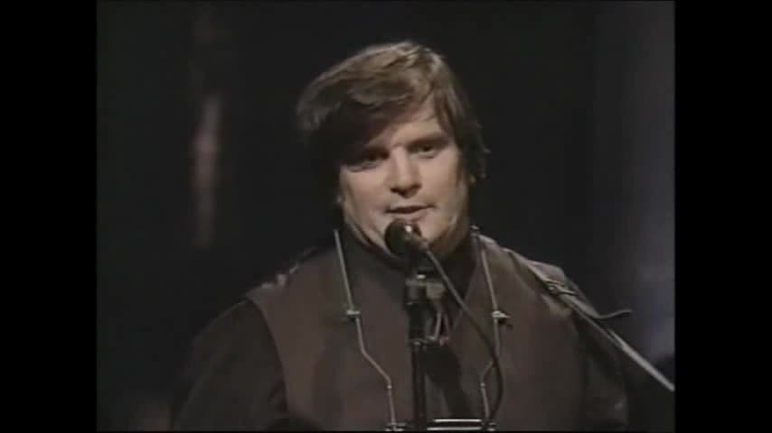 Steve Earle- 'Ellis Unit One' As Performed Live On CMT's 'Unplugged At Studio 330' In 2001- In Addition: Steve Relates A Jesse Helms Cautionary Tale Plus His Account Of The Execution Of Friend Jonathon Wayne Nobles.