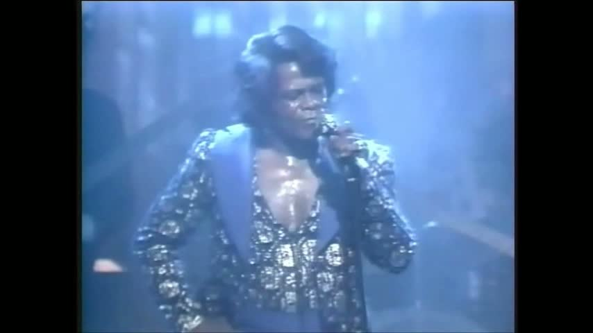 "James Brown and Wilson Pickett- ""Cold Sweat and Midnight Hour""- Performed Live For The 1987 Cinemax Special ""James Brown and Friends"