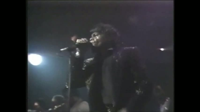 James Brown and Aretha Franklin- 'Please, Please, Please'- From The 1987 Cinemax Special 'James Brown and Friends'