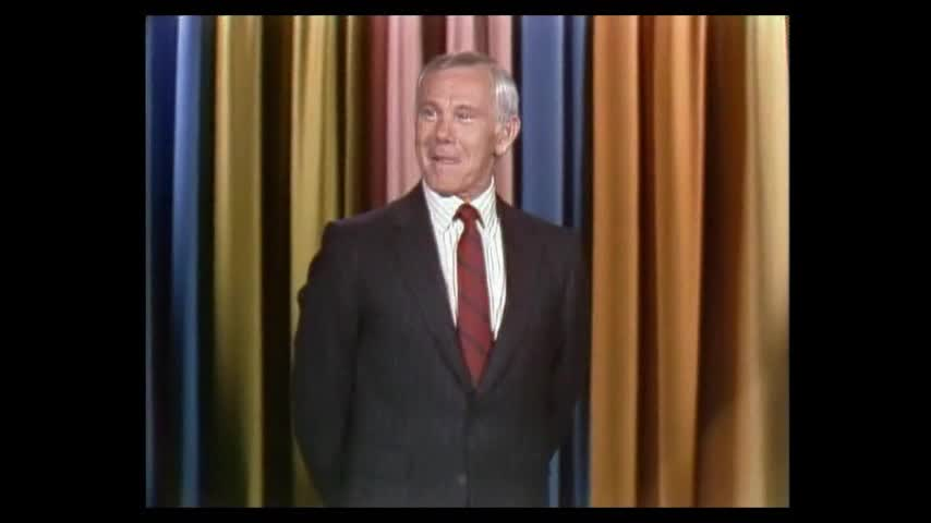 Johnny Carson - The 'Van Gogh' Monologue – The King of Late Night Television Delivers His Comic Opening with Some Inartistic Assistance From The Audience – Broadcast On Jan. 4, 1985