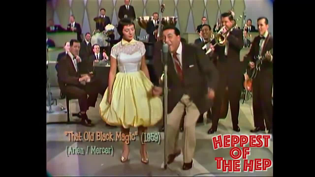 "Louis Prima and Keely Smith - ""THE INAUGURATION OF SOME OLD BLACK MAGIC "" RICH BUCKLAND'S EPIPHANY NOTEBOOK"