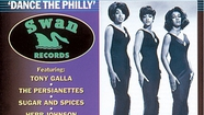 """Swan  Soul Sides- Dance The Philly"" -  26 Soul Rarities From The Popular Philadelphia Label- Swan Arrived When EMI Records UK Leased The Beatles' Song ""She Loves You"" To Swan - It Became An American Number 1 hit on March 21, 1964 - 65 Groovy Minutes!"