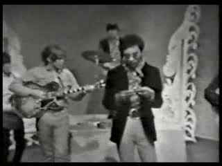Arthur Lee and Love- On American Bandstand-1965- 'A Message To Pretty'