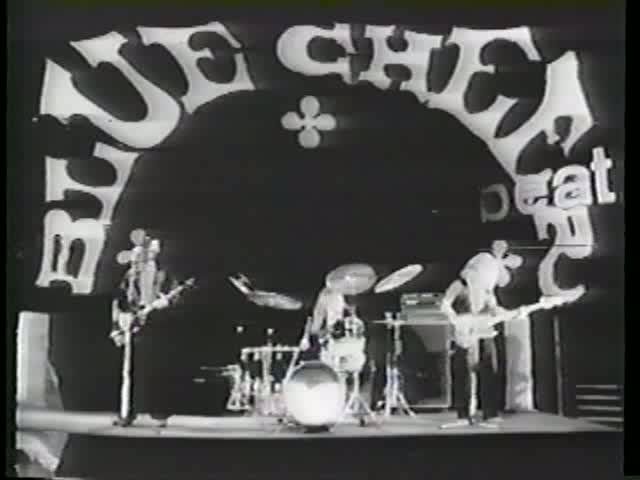 Blue Cheer- Summertime Blues- Beat Club, 1966